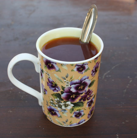 Kadha Recipe - Ayurvedic Tea against Cold and Sore Throats - 18 Feb 12