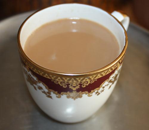 Masala Chai Recipe - Make Delicious Indian Spiced Tea - 21 Apr 12