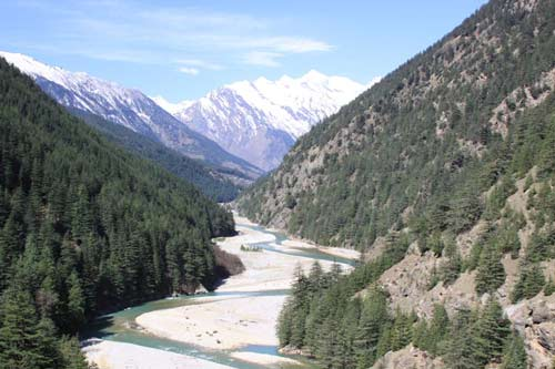 Experiences and Impressions from the Himalaya Journey 2012 - 23 Apr 12