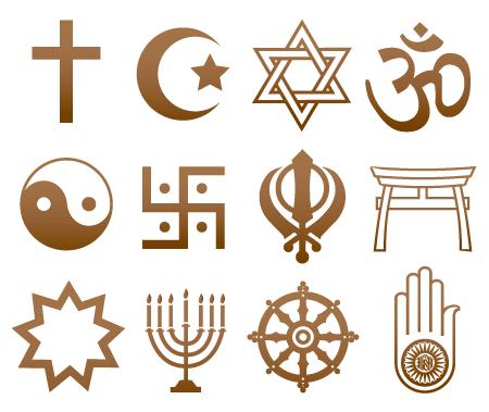 Veraltete Schriften mit verrückten Regeln zeigen, dass alle Religionen gleich sind - 14 Jun 12