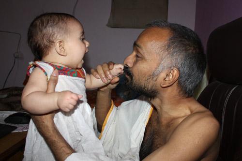 Plane dein Baby nicht zeitlich ein wie einen Erwachsenen, sondern lass dich von deinem Kind inspirieren - 28 Jun 12