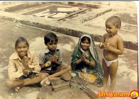 Bruder-Schwester-Feiertag in Indien - Raksha Bandhan - 2 Aug 12