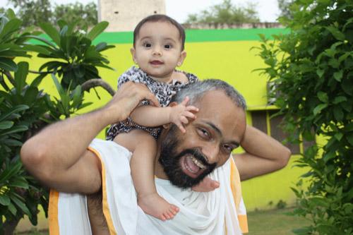 Warum ich Swami Balendu heiße und meine Internetseite Jaisiyaram - 7 Aug 12