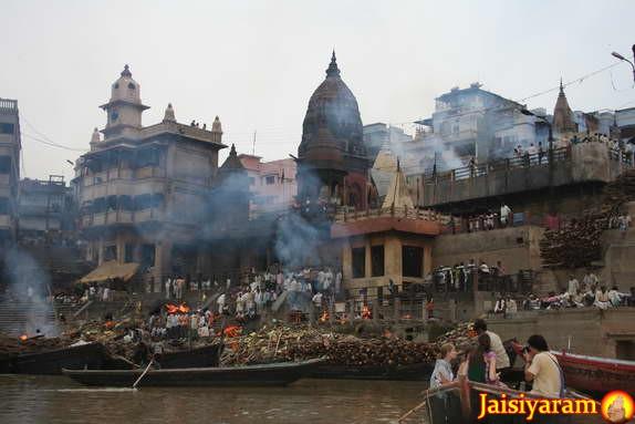 Ein Ausflug mit meinen Freunden nach Varanasi - 9 Sep 12
