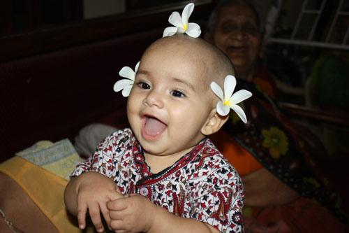 Apra - vom Neugeborenen zum fröhlichen, plapperndem Baby - 5 Oct 12