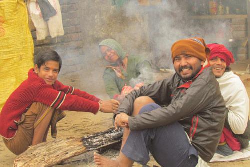Die Wahrnehmung eines Westlers in Indien - Sind sie arm oder bist du es? - 26 Oct 12
