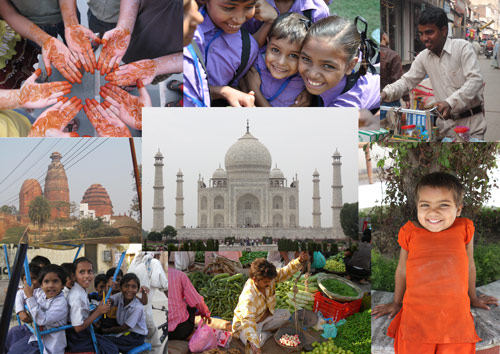 India in Pictures - more than only Garbage, Dirt and Poverty! - 29 Oct 12