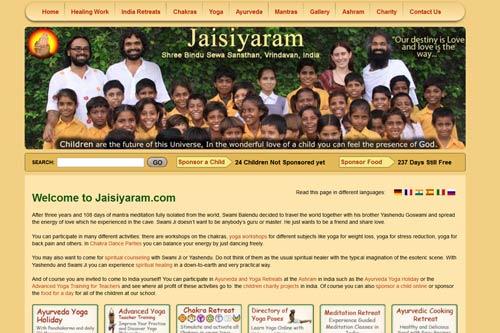 Website down, Mails bouncing back - what had happened to Jaisiyaram.com? - 1 Nov 12
