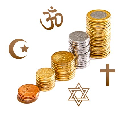 Religion accepts even those who are only partly religious - 7 Nov 12