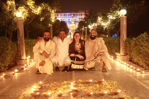 Diwali feiern – nicht zur Verehrung, sondern für die Freude – 13 Nov 12