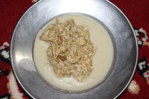 Ghiya ki Kheer - Lauki ki Kheer - Bottle Gourd Pudding - 17 Nov 12