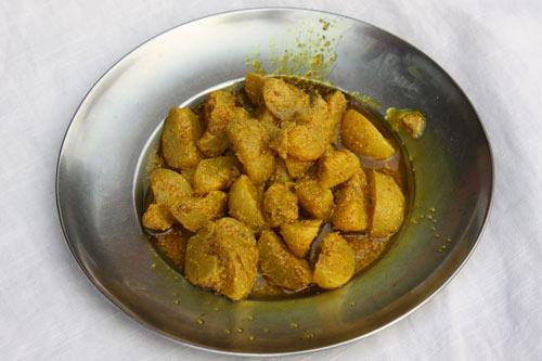 Amla ka Achar - Indian Gooseberry Pickles Recipe - 15 Dec 12