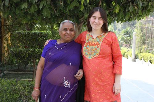 Ramonas Gedenken an Ammaji, ihre Schwiegermutter - 18 Dec 12