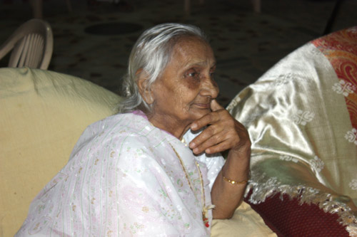 Nobody goes to Heaven by doing Rituals - says my Grandmother - 3 Jan 13