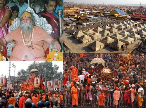 Religious Leaders acting like Politicians - Shankaracharya refusing to join Kumbh Mela - 25 Jan 13