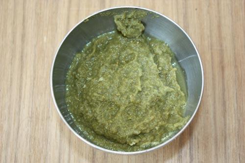 Amla ki Chutney - Rezept für Chutney aus indischer Stachelbeere - 26 Jan 13