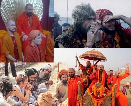 Non-Hindus in high Hindu Posts - in a Religion that doesn't allow Conversion - 30 Jan 13