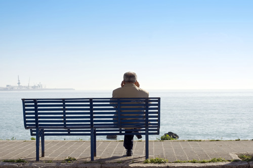 The western Problem of lonely old People – 14 Apr 13