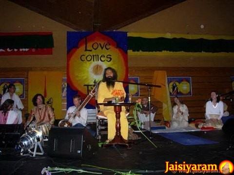 Love comes to Town - Programm in Dublin im Jahr 2005 - 5 Mai 13