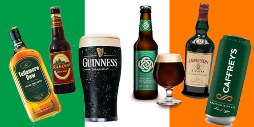 The Irish and the Alcohol – seeing a common Stereotype confirmed – 19 May 13