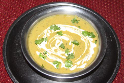 Dal Makhani - Creamy Lentil Dish - 29 Jun 13