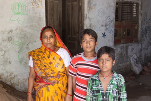 A Father's Death twenty Days before a Sister's Wedding - Our School Children - 12 Jul 13