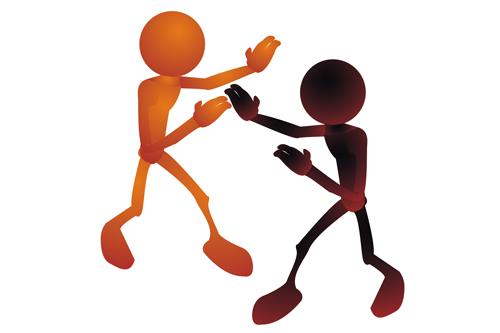 Was tun, wenn zwei deiner Freunde einen Streit haben? - 24 Sep 13