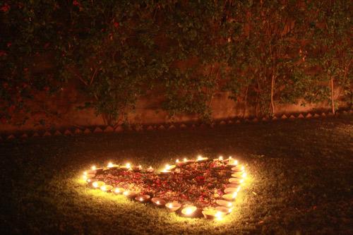 Diwali in earlier Years at the Ashram - 3 Nov 13