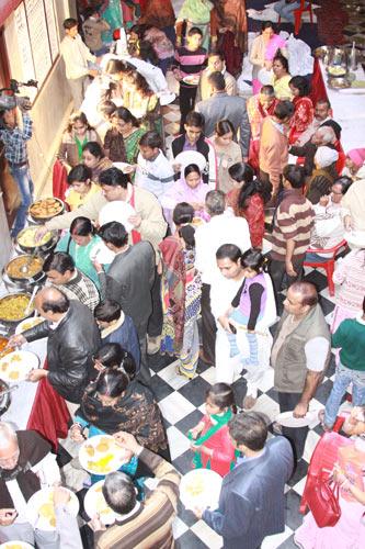 The Indian Wedding Setup through the Eyes of a Westerner – 26 Nov 13