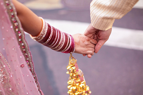 What do Bride and Groom feel at their arranged Wedding? - 2 Dec 13