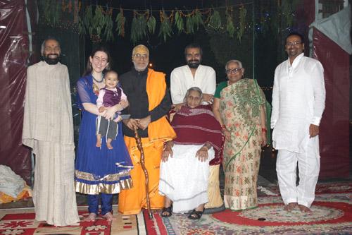 Ein Jahr ohne Ammaji – 10 Dez 13