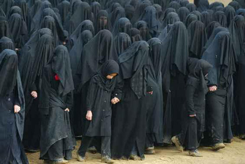 Fordern Frauen Vergewaltigungen heraus, wenn sie keine Burka tragen? - 5 Feb 14