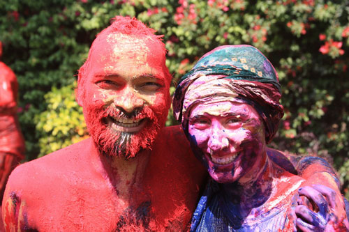 Happy Holi 2014! – 17 Mar 14