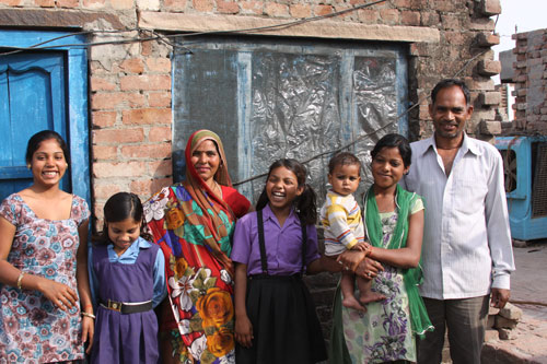 How the Wish for a Son made another Indian Family poor – Our School Children – 28 Mar 14