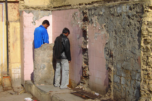 The Problem of Toilets in India - not enough, too dirty and not valued at all - 21 Aug 14