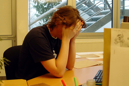 The negative Effect of Stress on your Relationship - 2 Oct 14