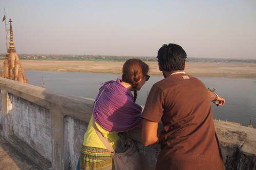 Als Frau alleine in Indien sicher reisen - 20 Okt 14