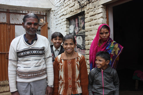 Sometimes the Father is a Cook, sometimes a Labourer - 16 Jan 15