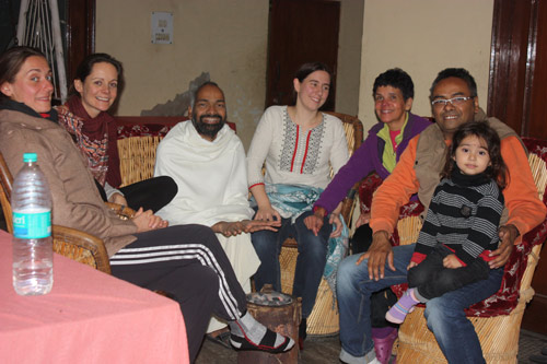 3 Types of People that want to stay at our Ashram – 12 Feb 15