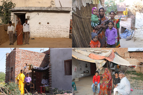 Reactions of Western Guests visiting our School Children's Homes - 10 Mar 15