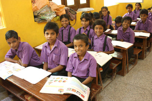 History and Mission of our Charity Projects - free Education for poor Children - 14 May 15