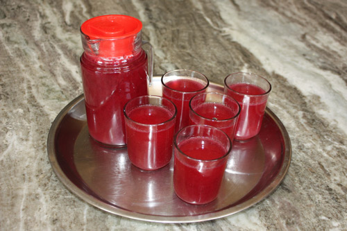 False ka Sharbat - refreshing Summer Drink - 16 May 15