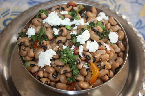 Ramas - Recipe for sour and salty Black Eyed Peas - 30 May 15