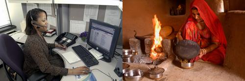 Entscheidung einer Frau in einer indo-westlichen Beziehung: arbeiten oder daheim bleiben? – 23 Jun 15