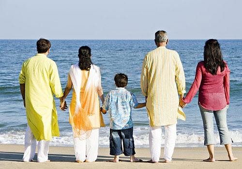 Pläne, einen indischen Mann zu heiraten? Bist du auch bereit für die Großfamilie? – 29 Jun 15