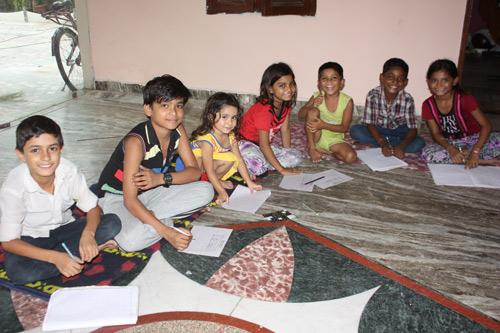 Wie unsere Ashram-Familie wieder etwas größer wurde - 12 Jul 15