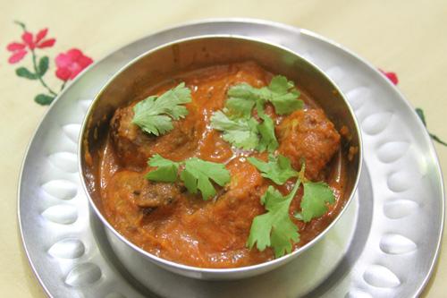 Bharwa Aloo - Rezept für Kartoffeln gefüllt mit Paneer - 18 Jul 15