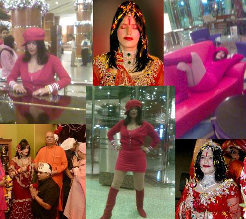 Ist es falsch, wenn eine Gottesfrau wie Radhe Maa Minirock trägt? – 9 Aug 15