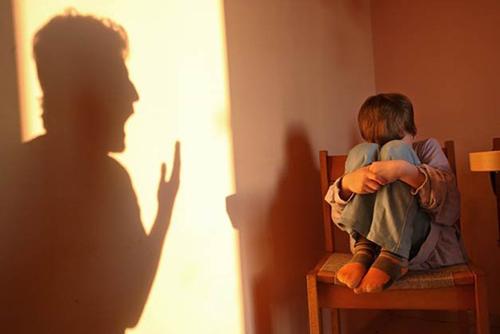 Every single slap breaks your Child a little bit more! - 23 Sep 15