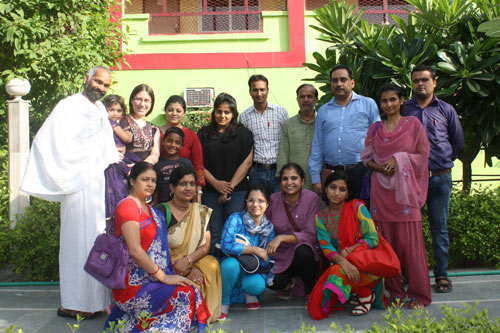 Making School interesting – Workshop for our Teachers – 27 Sep 15